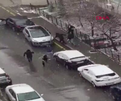 Son Dakika Haberi... Selçuk Özdağ'a saldırı anı kamerada   Video