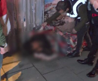 Sokakta kalan adamı Kaymakam ikna etti   Video