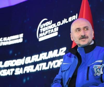"""""""Türksat-5A uydusunun yolculuğu sorunsuz sürüyor"""""""