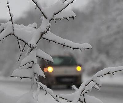 """Meteorolojiden """"kar, buzlanma ve don"""" uyarısı"""