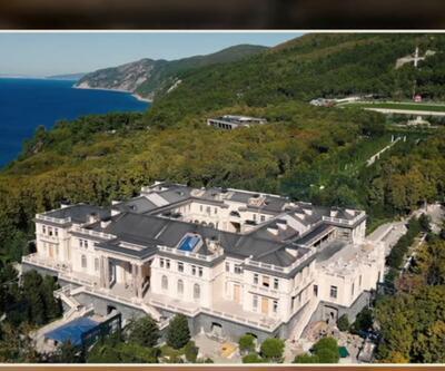 'İşte Putin'in Sarayı'