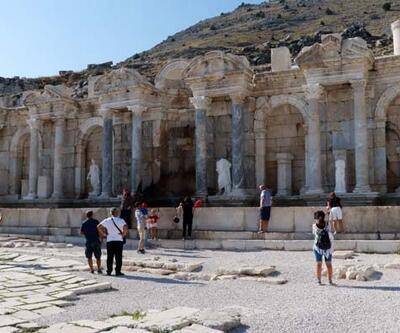 Burdur'un müze ve ören yerleri hayran bırakıyor