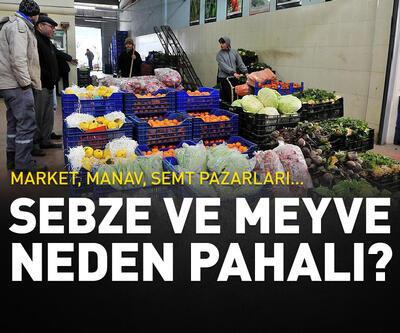 Sebze ve meyvenin fiyatını 'korsan komisyoncu' yükseltiyor