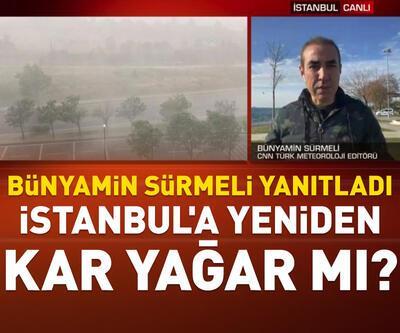 İstanbul'da yeni bir yağış dalgası bekleniyor mu? Bünyamin Sürmeli aktardı