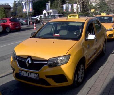 Kısıtlamada taksiciler de zorda
