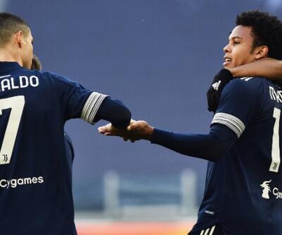Juventus 2 golle kazandı