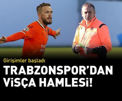 Trabzonspor'dan Edin Visca hamlesi!