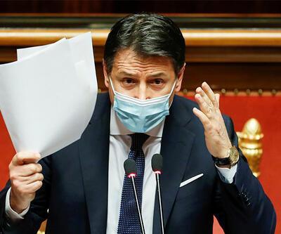 Son dakika... İtalya'da Başbakan Conte ve hükümeti istifa etti
