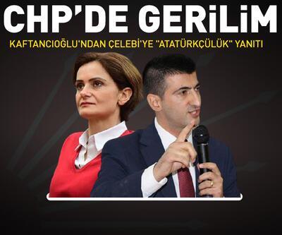 Kaftancıoğlu'ndan Çelebi'ye 'Atatürkçülük' yanıtı