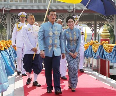 Tayland Kralı'ndan 'resmi metresi'ne doğum günü jesti: İkinci Kraliçe ilan etti