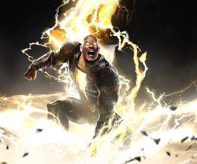 Black Adam karakterinin filmi için çekimler sonunda başlıyor