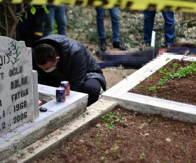 Adana'da mezarlıkta erkek cesedi bulundu