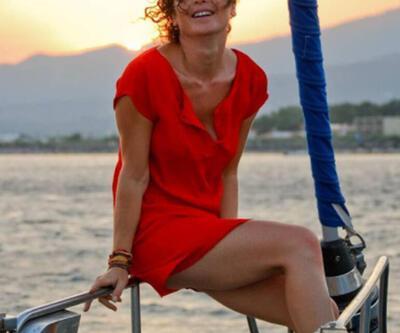 Yeşim Büber teknesinden yeni bir paylaşım yaptı