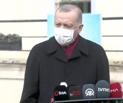 Erdoğan'dan hayvan hakları yasa teklifi mesajı