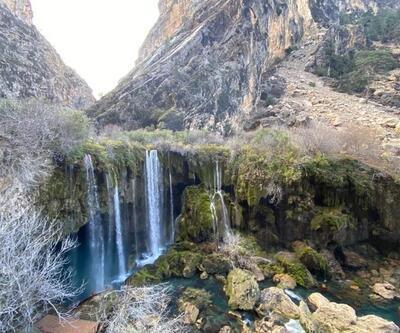 Doğanın el değmemiş mirası: Yerköprü Şelalesi... Güzelliğiyle hayran bırakıyor