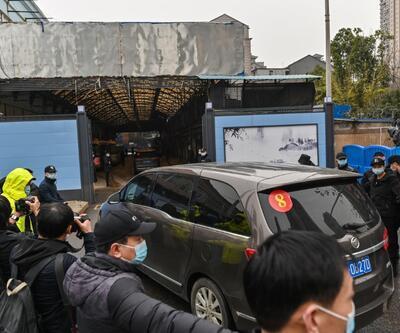 Salgının başlangıç noktası kabul ediliyordu: DSÖ yetkilileri Wuhan'daki hayvan pazarında