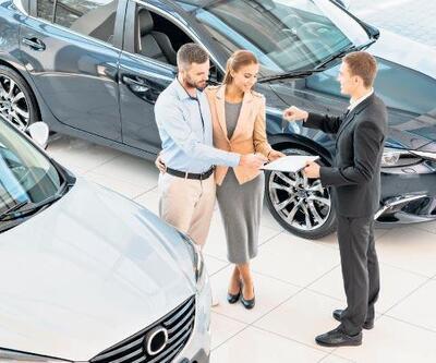 Araç satışları Ocak'ta yüzde 60 arttı