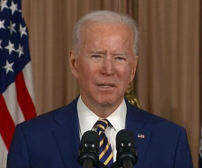Biden, Suudi Arabistan'a verilen askeri desteği çekti