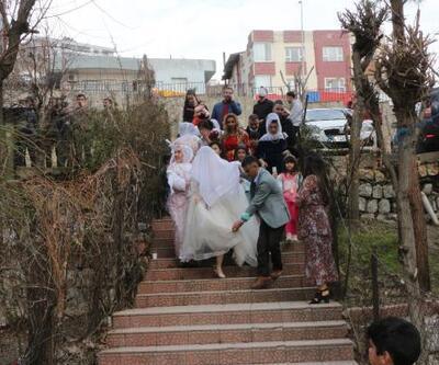 Şırnak'a gelin gelen Rus Olya: Kültürlerimiz farklı ama alışacağım