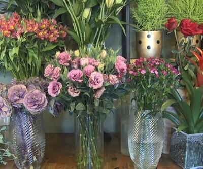 Sevgililer Günü için çiçekçilerde hareketlilik başladı! En uygun buket 100 TL