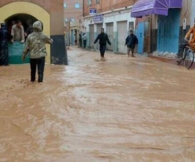Fas'ta sel felaketi: 24 ölü