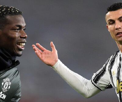 Son dakika... Ronaldo, Pogba'ya karşılık Manchester United'a gidiyor!