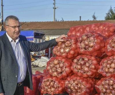 Karacabey Belediye Başkan Özkan: Karacabey soğanı tüketin
