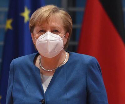 Almanya'daki COVID-19 kısıtlamalarına yönelik Merkel'den açıklama
