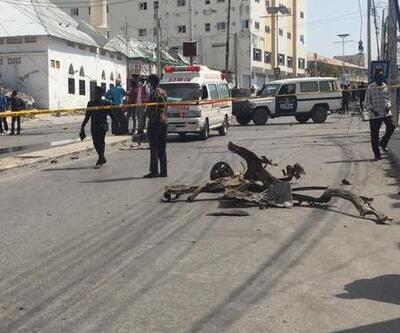 Son dakika... Somali'de şiddetli patlama