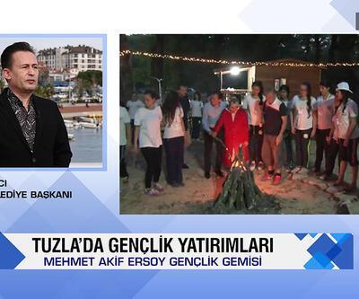 Tuzla'da gençlik yatırımları, istihdam projeleri, turizm atılımı, tarım ve yerel yönetim
