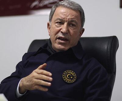 Bakan Akar acı haberi böyle duyurdu: 'PKK'nın kalleş yüzü bir kez daha görüldü'