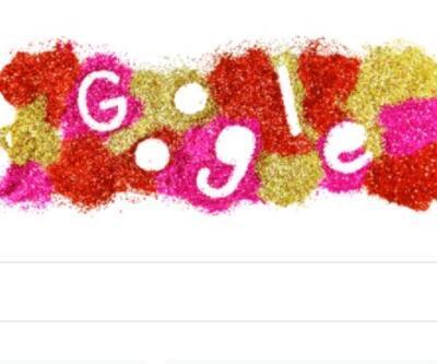 Sevgililer Günü doodle'ı 14 Şubat 2021 Pazar günü Google ana sayfasında yerini aldı