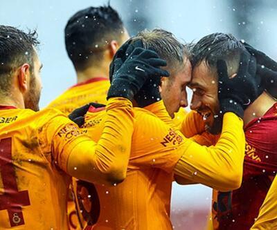 Galatasaray 2-1 Kasımpaşa MAÇ ÖZETİ
