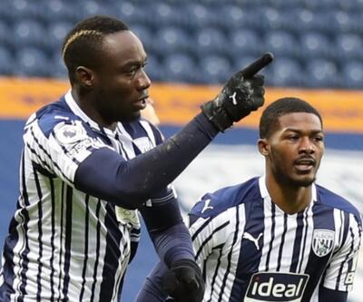 Mbaye Diagne'nin İngiltere'deki ilk golü