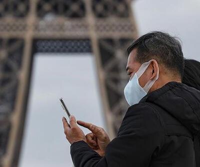 Fransa'da son 24 saatte 16 bin 546 Kovid-19 vakası tespit edildi
