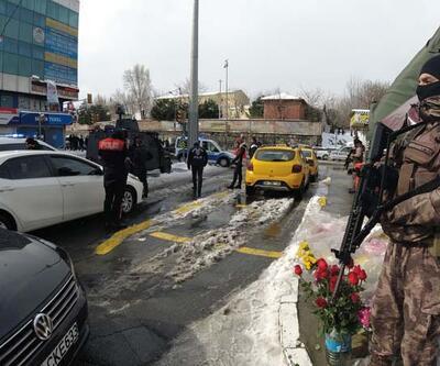 Okmeydanı'nda giriş çıkışlar kapatıldı, polis geniş kapsamlı denetim başlattı