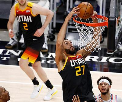NBA'de Utah Jazz 8'de 8 yaptı