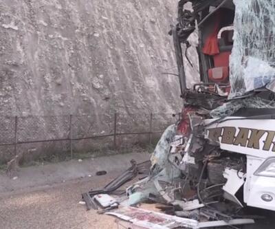 Şanlıurfa ve Aksaray'da otobüs kazası