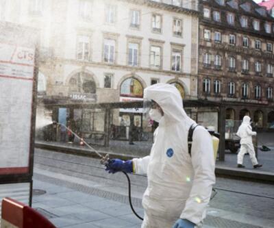 Fransa'da koronavirüsten vaka sayısı 3,5 milyonu geçti
