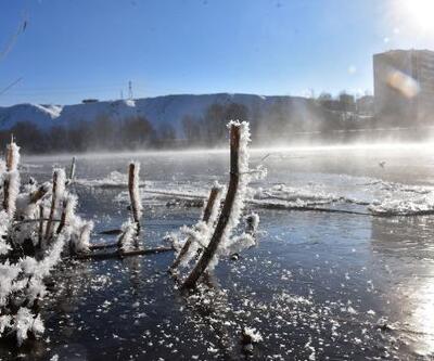 Altınyayla eksi 26 ile Türkiye'nin en soğuk yeri oldu