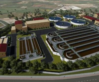 Bodrum'un en büyük arıtma tesisinin inşaatı başladı
