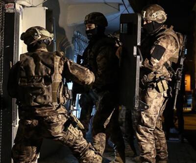 İstanbul'da terör örgütü PKK operasyonu: 11 tutuklama