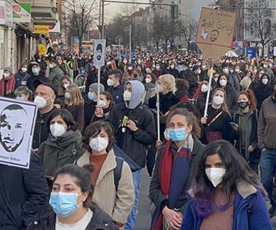 Berlin'de toplandılar: Biz unutmaya karşı mücadele edeceğiz