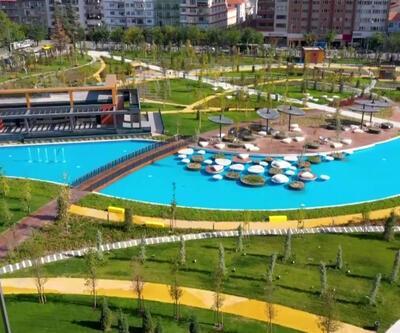 Stadyum alanına millet bahçesi