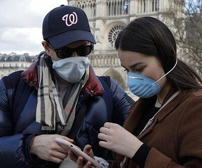 Fransa'da son 24 saatte 22 bin 46 Kovid-19 vakası tespit edildi