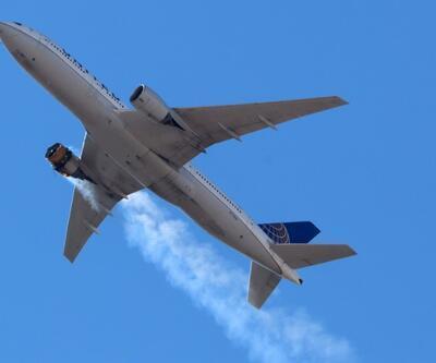 Yolcu uçağının motoru alev almış, parçaları evlerin üzerine düşmüştü: Boeing'den açıklama geldi