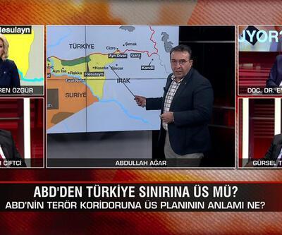 """ABD'den Türkiye sınırına üs mü? """"Gara"""" kararı neden alındı, neleri değiştirecek? F-35 yerine milli uçak mı? Ne Oluyor?'da konuşuldu"""