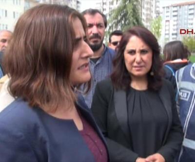 Terörist, HDP'li Taşdemir ile yolculuğunu anlattı