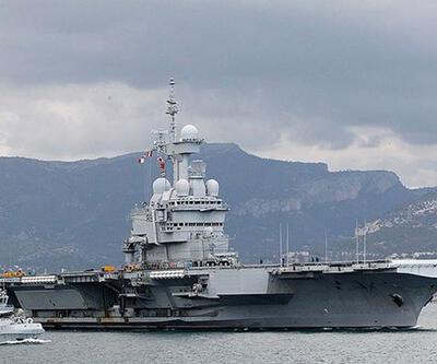 Fransa, Doğu Akdeniz, Hint Okyanusu ve Basra Körfezi'ne uçak gemisi gönderdi