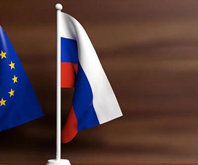 Rusya'dan AB'nin yaptırım kararına tepki